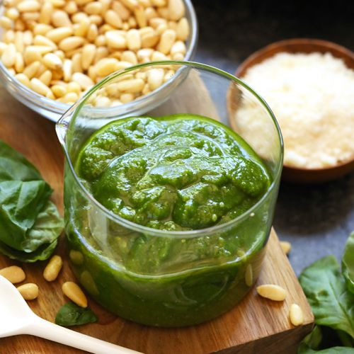 5-Minute Homemade Pesto