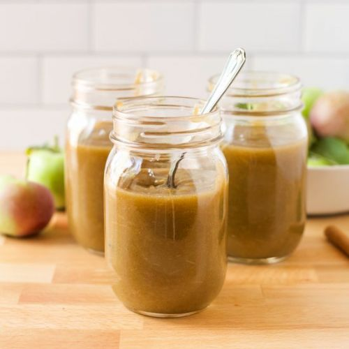 Instant Pot Apple Butter
