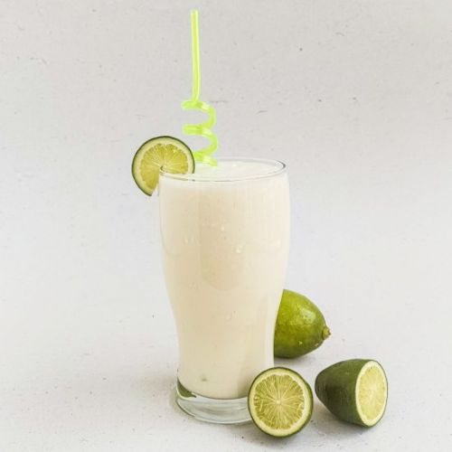 Healthy Lime Smoothie