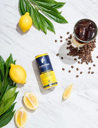 Drink of the Week: La Colombe Cold Brew Shandy Lemonade