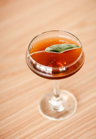 Night Bird, A Boulevardier Riff