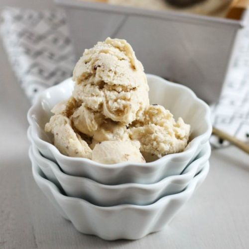 Caramelized Banana Ice Cream