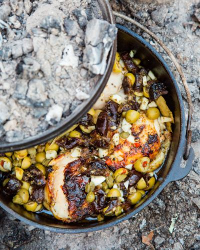 5 Dutch Oven Recipes for Campfire Cooking