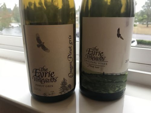 Pound for pound, is there any better value in American wine than Eyrie Vineyards?