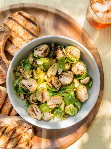 We Just Discovered the Best New Way to Cook Brussels Sprouts