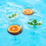 All We Want This Summer Are These Floating Wine Glasses