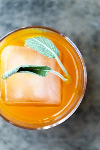 Carrot Cocktail: We Own That Door