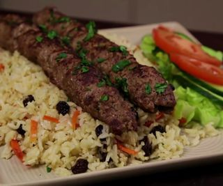 How to Cook Afghan Style Lamb Kofta Kebabs