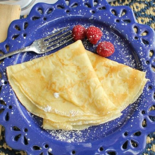 Classic French Crêpe Recipe