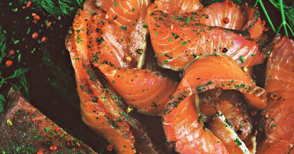 Raising a Glass to Gravlax, a Cold-Cured Scandinavian Classic
