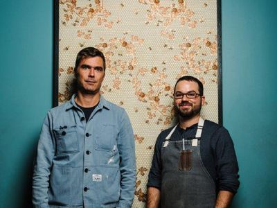 Hugh Acheson's Latest Restaurant Is Now Open in Atlanta