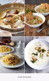 30 Creamy Comfort Foods to Help You Beat the Winter Blues