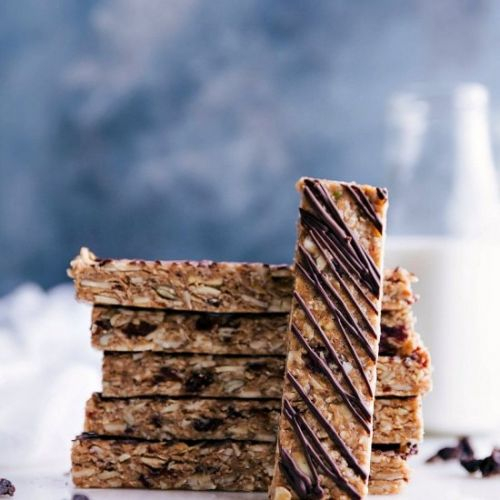 No-bake Granola Bars