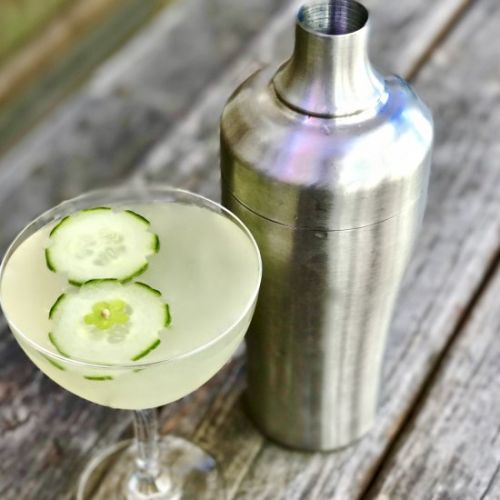 Spring Cleanse Cocktail