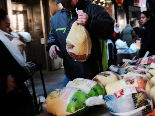 Salmonella Outbreak Linked to Raw Turkey Just in Time for Thanksgiving