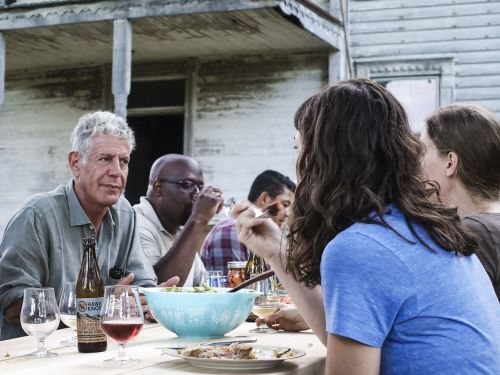 Anthony Bourdain's 'Parts Unknown' Earns 6 Emmy Nominations