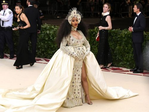 Chipotle Blesses Cardi B With a Lifetime Supply of Chips and Guac