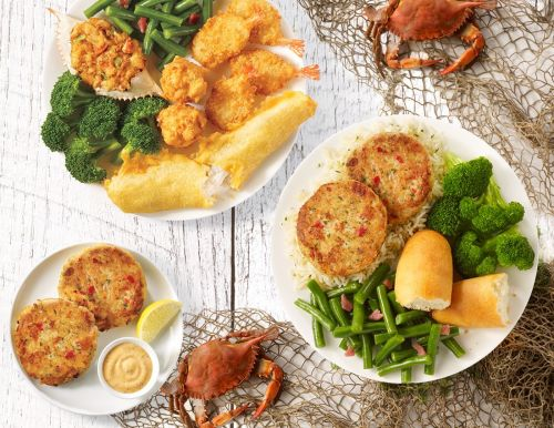 Grab Your Crab Bib - Captain D's Announces Mouthwatering Crab Lover's Full Meal Deals for Just $4.99