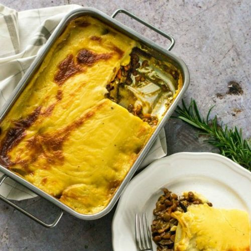 The Ultimate Vegan Moussaka
