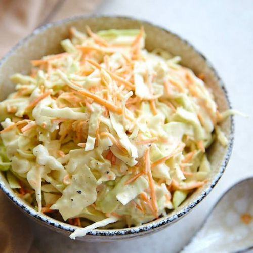 The Ultimate Coleslaw Recipe
