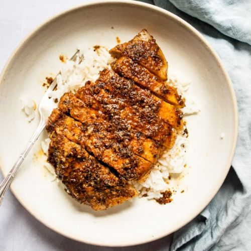 30 Minute Brown Sugar Pork Chops