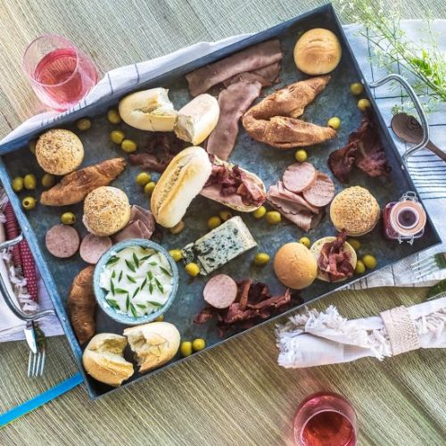 Easy Picnic Platter Recipe