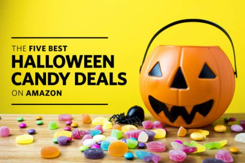 5 of the Best Halloween Candy Deals on Amazon