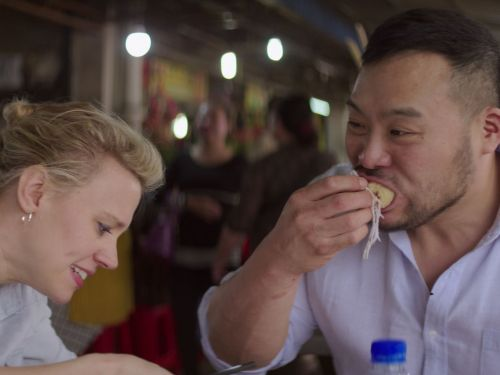 David Chang's 'Breakfast, Lunch & Dinner' Relies on the Allure of Celebrity