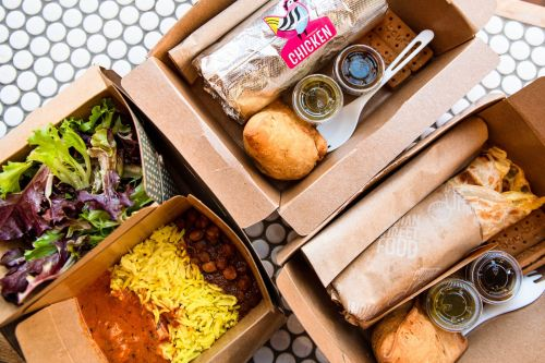 """Curry Up Now Continues """"Roll It Forward"""" Initiative With Burrito Drive in Honor of Veterans Day"""