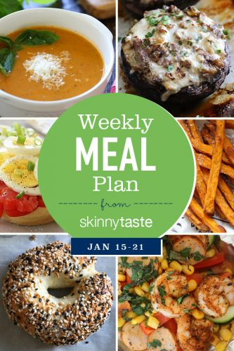 Next Week's Meal Plan: 5 Easy Recipes to Start a Meal Plan - Next Week's Meal Plan