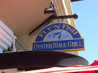Reeling in a Good Meal at Fly N Fish?