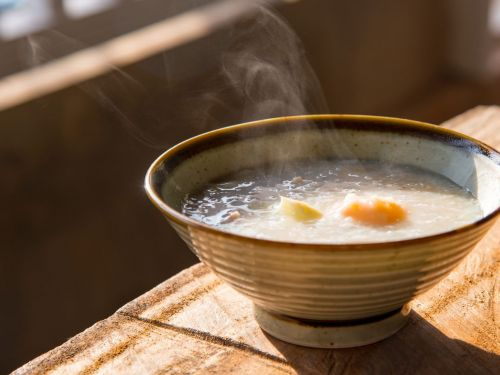 Congee Is the Ultimate Comfort Food