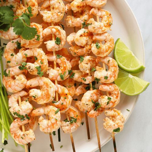 Easy Grilled Shrimp Marinade