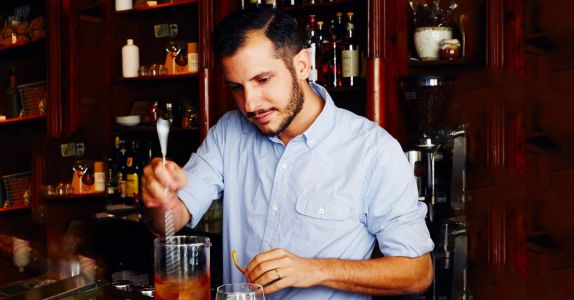 NYC Bar Star Bryan Schneider Knows Exactly What He'd Order on Death Row