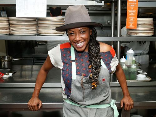 Nyesha Arrington Is Still Finding Her Way After 'Top Chef'