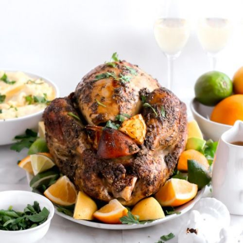 Citrus-Herb Thanksgiving Turkey