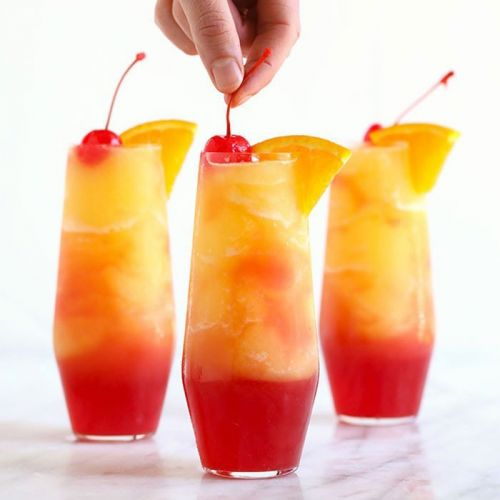 Sex on the Beach Slushies