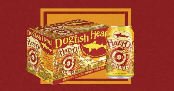 Dogfish Head Just Dropped Hazy-O! An Oat Milk Hazy IPA