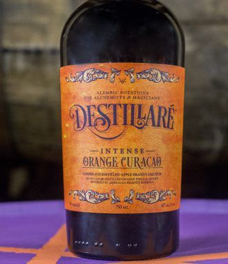 Drink of the Week: Destillaré Intense Orange Curaçao