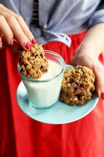 Weekday Oatmeal and Everything Cookies