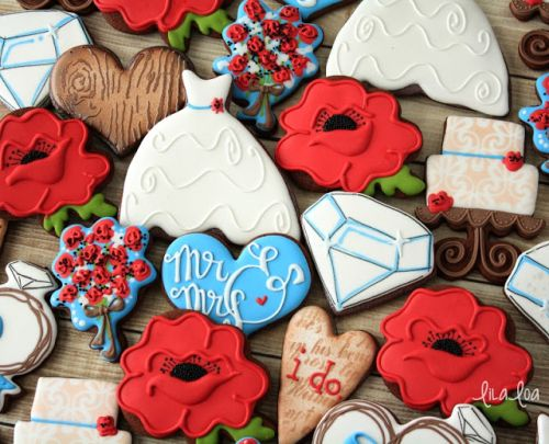 How to Make Decorated Poppy Sugar Cookies