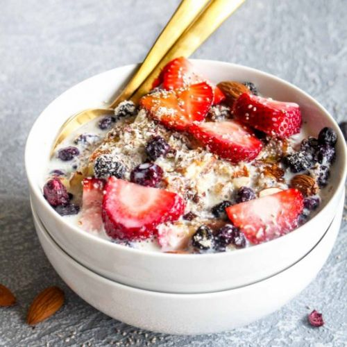 Paleo Superfood Cereal