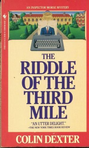 Cocktail Talk: The Riddle of the Third Mile, Part II