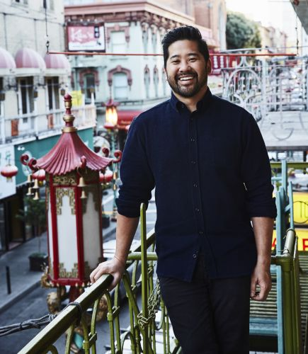 Chef Brandon Jew's Favorite Lunar New Year Traditions