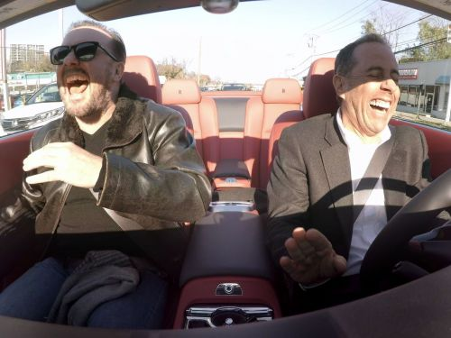 'Comedians in Cars Getting Coffee' Is a Maddening TV Show