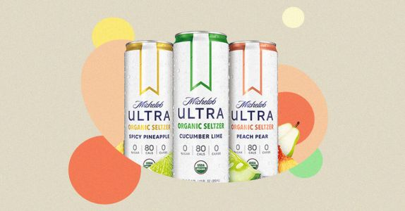 Michelob Ultra Is Releasing an Organic Hard Seltzer in 3 Flavors