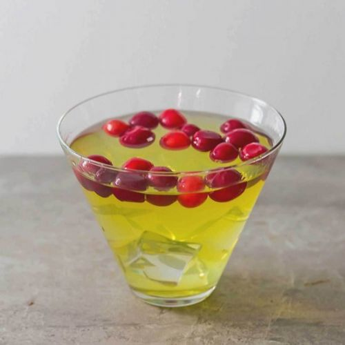 Cranberry Limoncello Cocktail