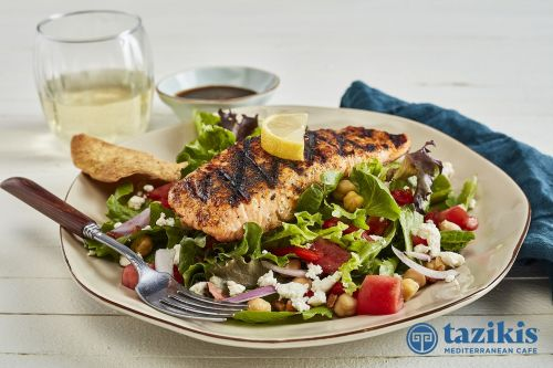 Taziki's Mediterranean Café Highlights Heart-Healthy Menu Items During the Month of February