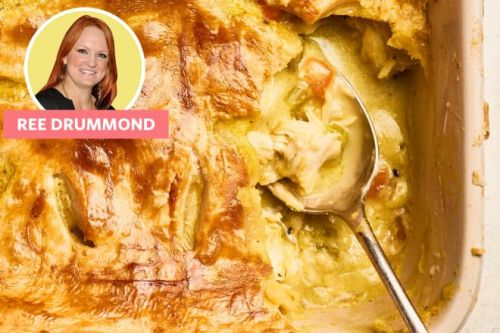 The Pioneer Woman's Chicken Pot Pie Is Perfect for Busy Weeknights