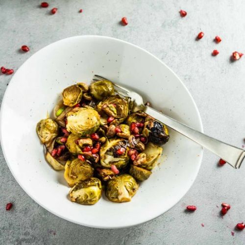 Best Roasted Brussel Sprouts